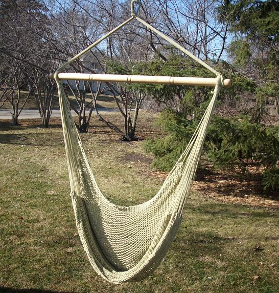 Hammock Swing Tan