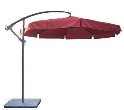 10 Foot Offset Umbrella